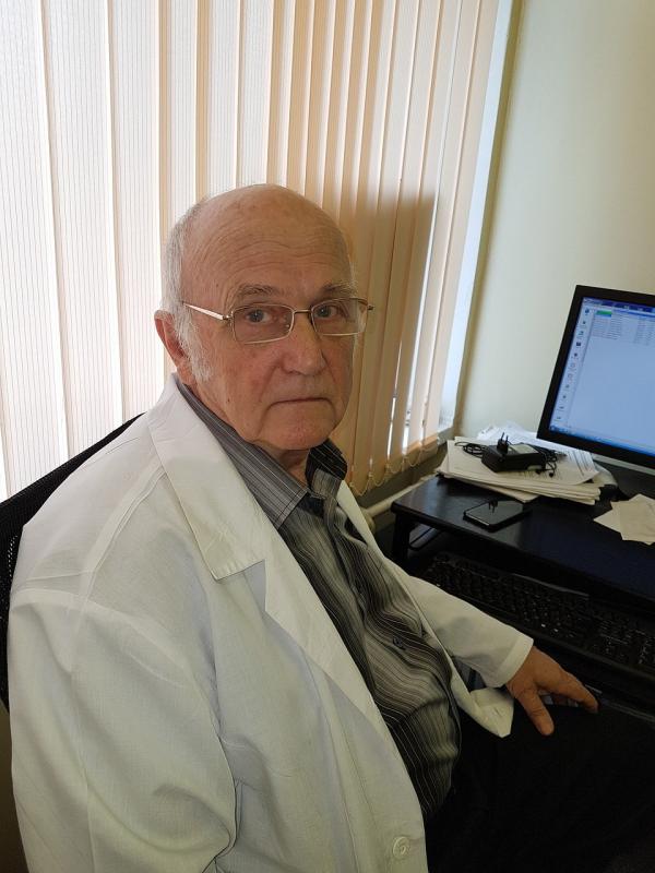 Поздравляем с юбилеем!  Льву Борисовичу Иванову – 80 лет!