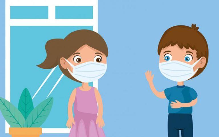 Особенности клинической картины пневмонии, вызванной вирусом SARS-COV-2, у детей