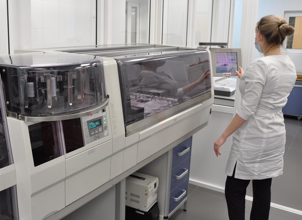 Референс-центр Ростовского НМИЦ онкологии повысит качество онкодиагностики на юге России